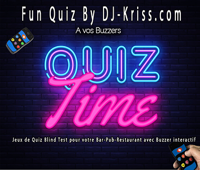 Quiz DJ Kriss Pub The Black Lions