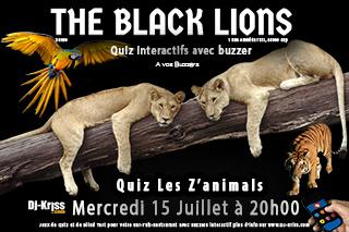 Quiz Les Z'animals Mercredi 15 Juillet